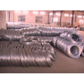 Дріт сталевий низьковуглецевої 4мм від 5 кг ГОСТ