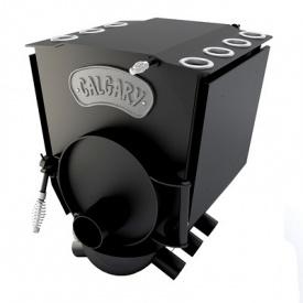 Піч опалювально-варильна тип-00 Calgary lux