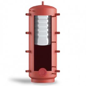 Аккумулирующий бак Теплобак ВТА/Н-2 1500 л внутренний бойлер 200 л