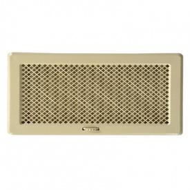 Вентиляційна решітка Рж5 195х485 кремова Darco