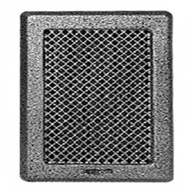 Вентиляційна решітка Рж2 175x195 срібло античне Darco