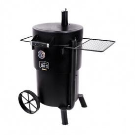Коптильня-гриль на дровах / угле Oklahoma Joe's Bronco Drum Smoker
