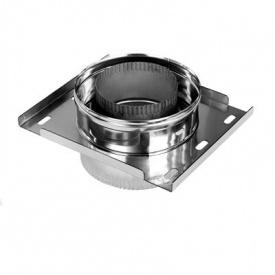 Разгрузочная платформа 220/280 мм нержавеющая сталь 0,5 мм двустенный элемент