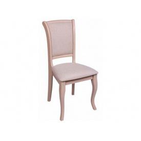 Дерев'яний стілець Melitopol mebli Прем'єр 43x49x95 см бук натуральний