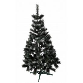 Искусственная елка Сосна 1,20 м зеленая-белые кончики