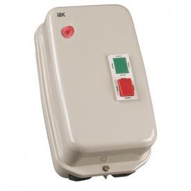 Контактор КМИ 46562 65А с индикацией 230В/АС3 IP54 IEK