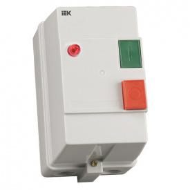 Контактор КМИ 22560 25А с индикацией 230В/АС3 IP54 IEK