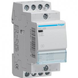 Контактор модульний Hager ESC425 25A 4НО