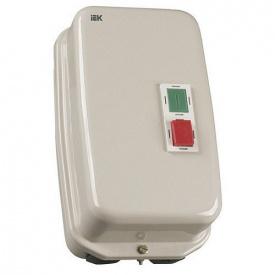 Контактор КМИ46562 65А в оболонці Ue=220В/АС3 IP54 ІЕК