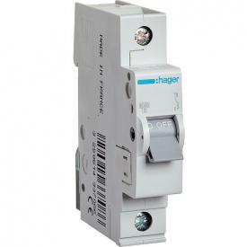 Автоматический выключатель 63А С MC163A Hager