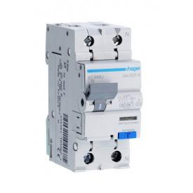 Дифавтомат 2П 16А 10мА тип A AC966J Hager