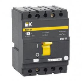 Автоматический выключатель ВА88-33 3Р 125А 35кА IEK