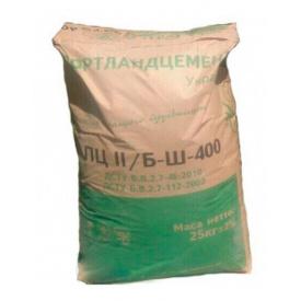 Цемент М 400 25 кг
