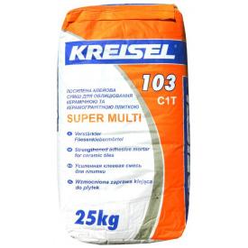 Клейова суміш для плитки KREISEL SUPER MULTI 103