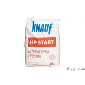 Knauf НР Старт 30кг штукатурка