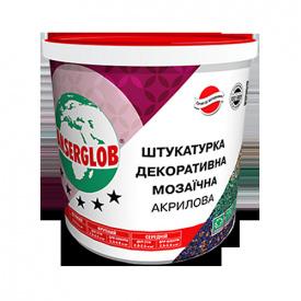 Штукатурка мозаичная ANSERGLOB цвета PGN декоративная-акриловая, для цоколя (25кг)
