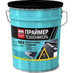 ТехноНИКОЛЬ Праймер ТН-04 битумный (20л)