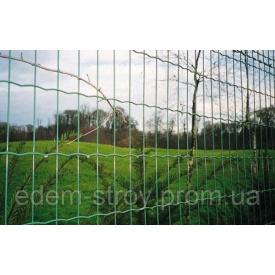Рулонная сетка зеленая 50х100 мм 1,5х25 м