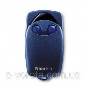 Пульт Nice FLO2 для автоматики ворот