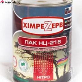 Лак НЦ-218 Химрезерв ПРО глянцевый 2 кг