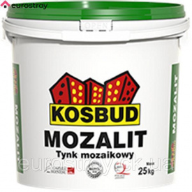 Штукатурка мозаичная Kosbud Mozalit NTM 263 зерно 1,2-1,8 мм 25 кг