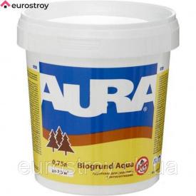 Грунтовка для дерева Aura Biogrund Aqua 2,5 л