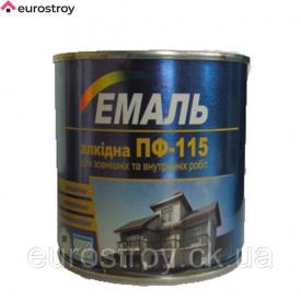 Емаль ПФ-115 Химтекс бирюза 0,9 кг Химтекс