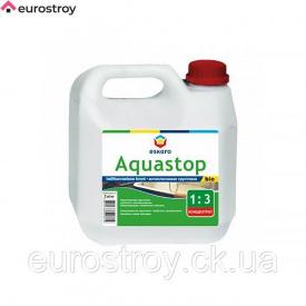 Грунтовка антипліснява Аquastop Bio 3 л AURA
