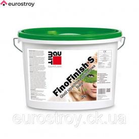 Шпаклевка акриловая Baumit FinoFinish S пастообразная 20 л