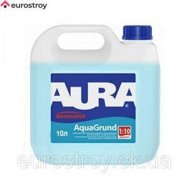 Грунт-концентрат 110 Aura Aquagrund 3,0 л