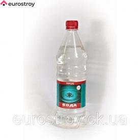 Вода дистиллированная Химрезерв 1л