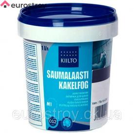 Затирка Kiilto 46 серебристо-серый 3 кг