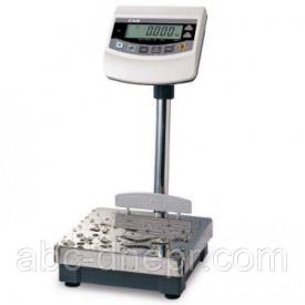 Весы товарные CAS BW-150RB