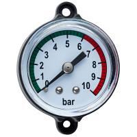 Манометр для контроллера 10 бар 43мм WETRON (779740)