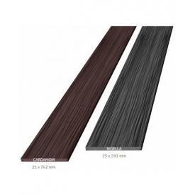 Террасная доска композитная Megawood Dynum 25x293x3600-6000 шовная