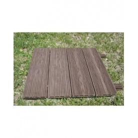 Террасная доска композитная Tardex Lite Wood 20x140x2200 шовная