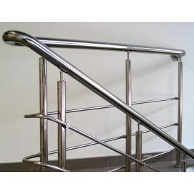 Виготовлення сталевих перил для сходів
