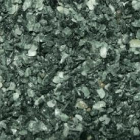 Декоративний камінь для стін Мармурова крихта Альпи 1-4 мм зелений