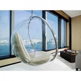 Подвесное кресло-качалка шар 118x118x77 см