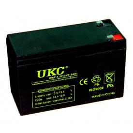 Акумулятор UKC 12V 7.2Ah WST-7.2 RC201502