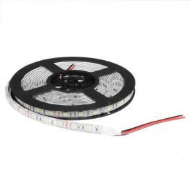 Стрічка світлодіодна 5050 SMD LED червона 5 м 300 шт