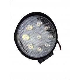 Фари LED дальнє світло 27W V LED 001-B Spot