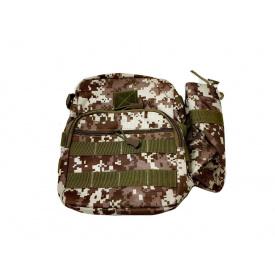 Тактическая военная сумка OXFORD N02181 Pixel Desert