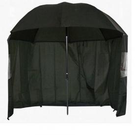 Зонт палатка для рыбалки 2 окна тент 2.2 м SF23774