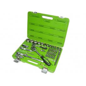 Набор инструмента 55 шт НГ-4055П-6 Alloid набор