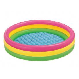 Детский надувной бассейн Intex 58924 круг 86х25 см