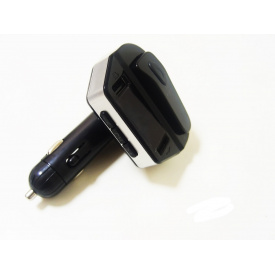 Трансмиттер автомобильный FM MOD HER8 BT с Bluetooth