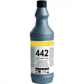 Моющее средство для мытья пола CLEAMEN 442 (кислотный) - 1л