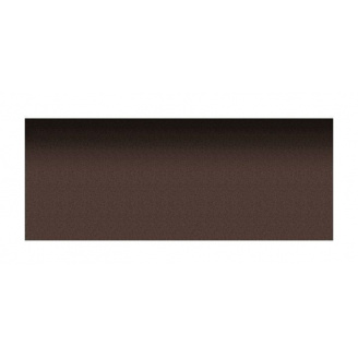 Коньково-карнизна плитка Aquaizol 250х1000 мм коричневий