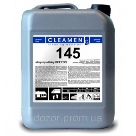 Миючий машинне засіб для підлог CLEAMEN 145 DEEPON - 5 л